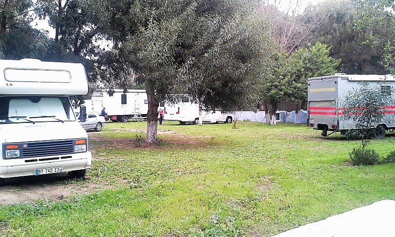 [Maroc Camp/Généralités] camping à Assilah 20180111