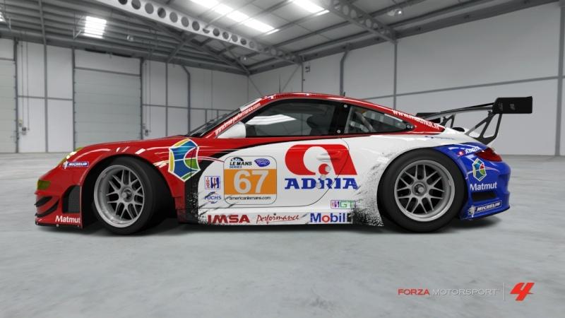 Porsche - 911 GT3 RSR '11 - 24 Heures du Mans  Porsch14