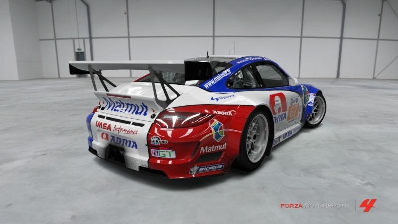 Porsche - 911 GT3 RSR '11 - 24 Heures du Mans  Porsch15