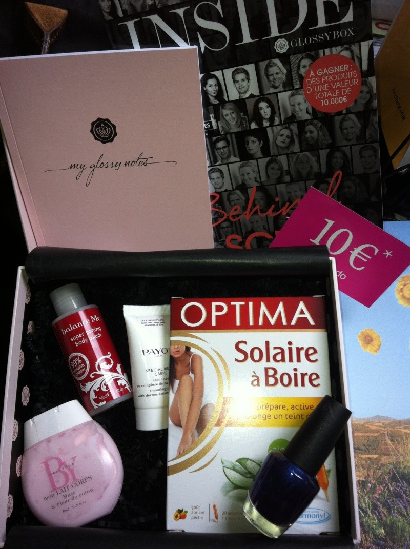 """[Mai 2013] Glossybox """"Lovely"""" - Page 11 Img_1313"""