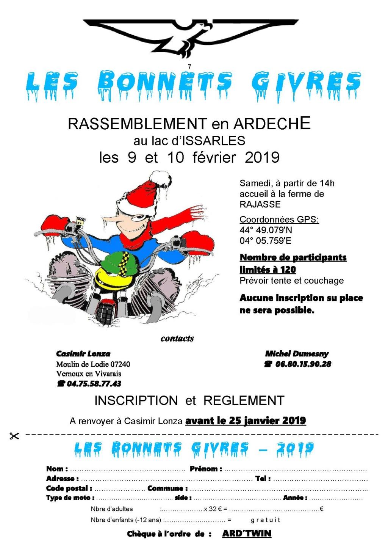 Bonnets Givrés 9 et 10 février 2019 Bonnet10