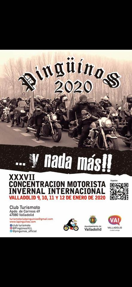 PINGUIN 2020 à Valladolid (Espagne) du 9 au 12 janvier 2020  Pingui10