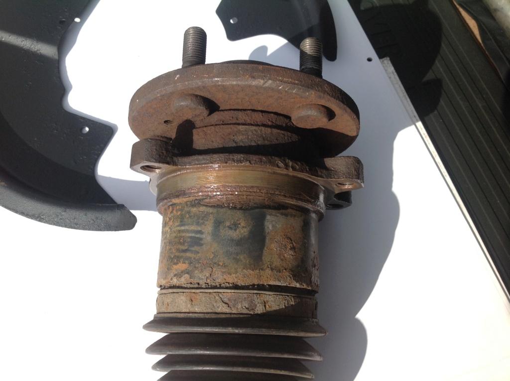 Changement rotules de pivot P38 Image43
