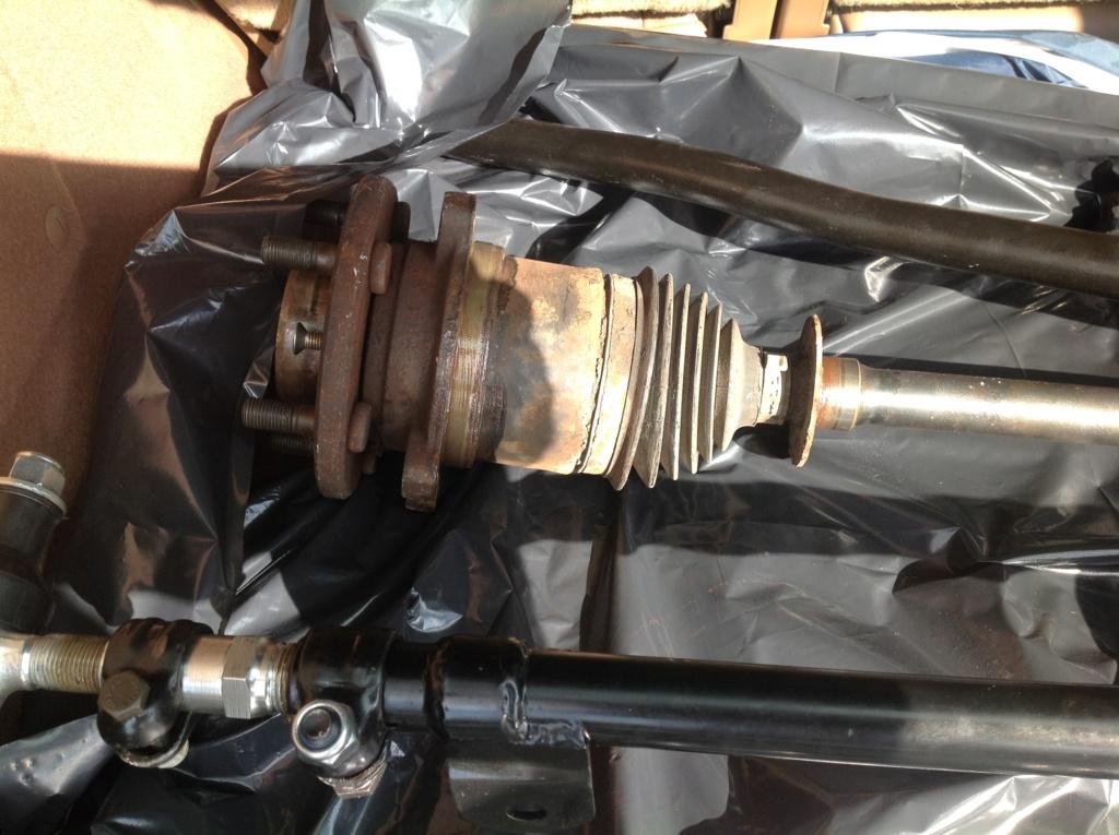 Changement rotules de pivot P38 Image44