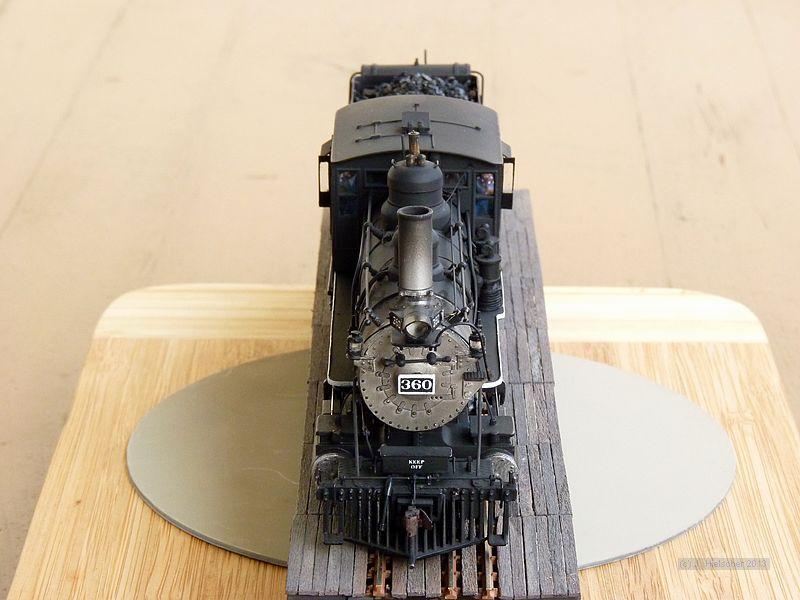 D&RGW 360, Class C-21  (M 1:87, H0n3) P1180513