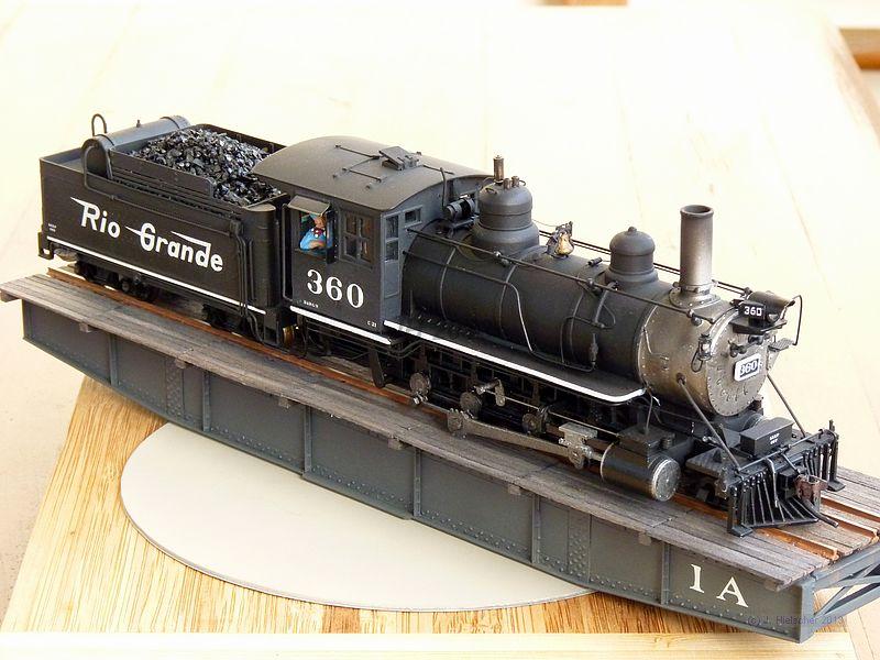 D&RGW 360, Class C-21  (M 1:87, H0n3) P1180514