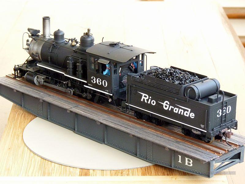 D&RGW 360, Class C-21  (M 1:87, H0n3) P1180515