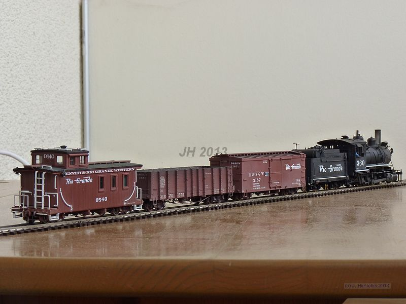 D&RGW Freight Train P1190115