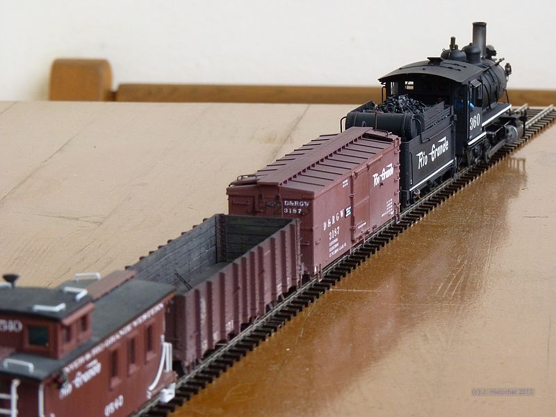 D&RGW Freight Train P1190116