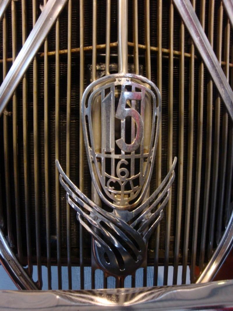 Citroen Traction 15 /6 Cabriolet 1939 Dsc01110