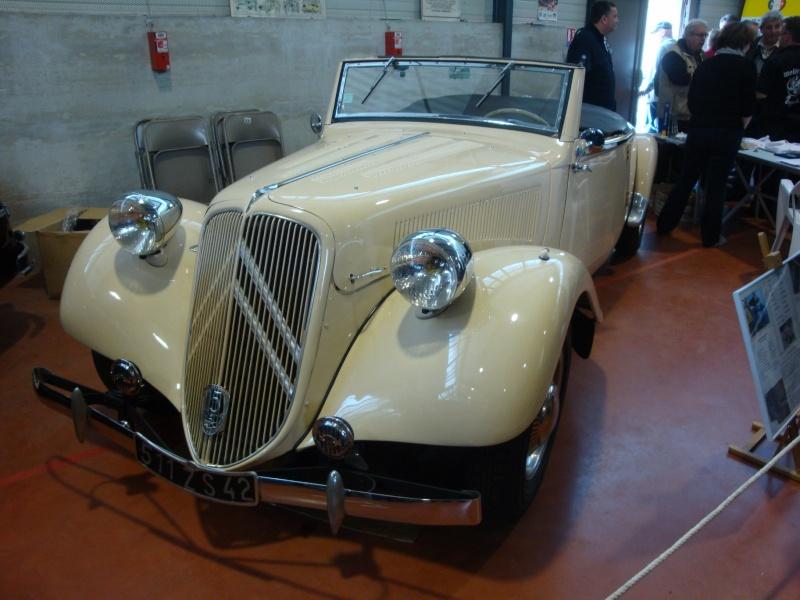 Citroen Traction 15 /6 Cabriolet 1939 Dsc01112