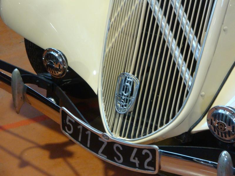 Citroen Traction 15 /6 Cabriolet 1939 Dsc01113