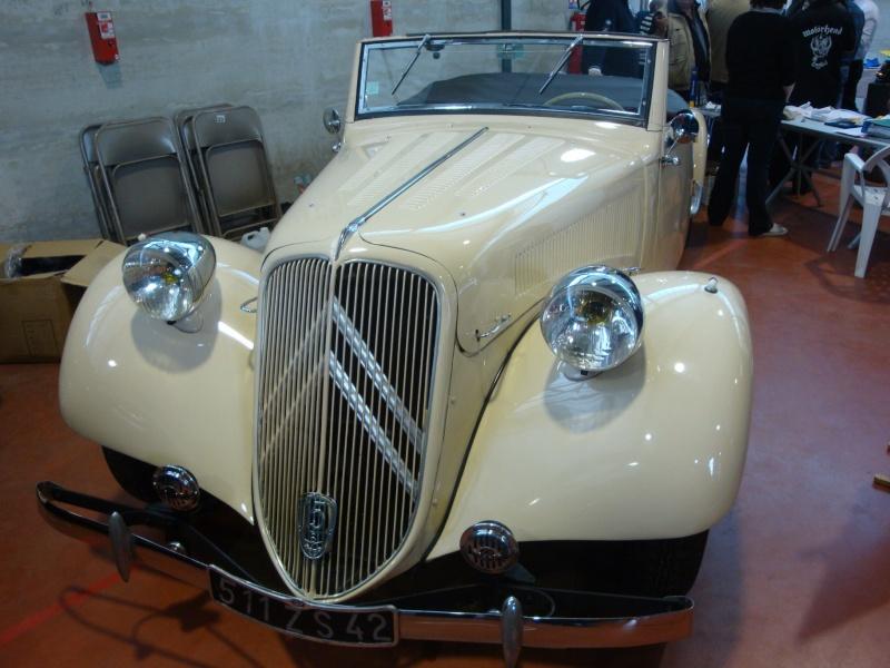 Citroen Traction 15 /6 Cabriolet 1939 Dsc01115