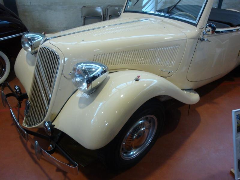 Citroen Traction 15 /6 Cabriolet 1939 Dsc01116
