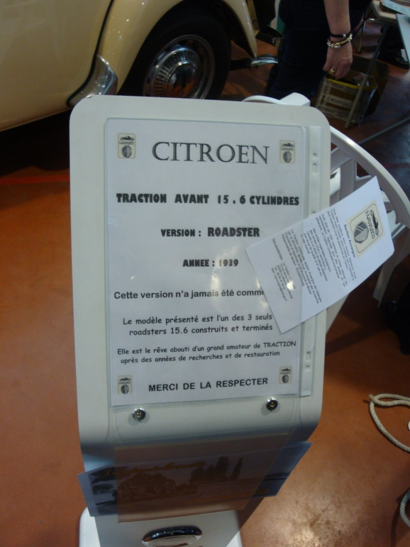 Citroen Traction 15 /6 Cabriolet 1939 Dsc01118