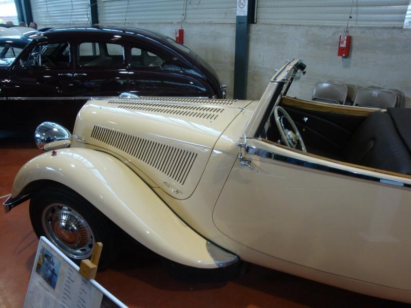 Citroen Traction 15 /6 Cabriolet 1939 Dsc01120