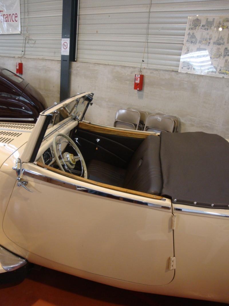 Citroen Traction 15 /6 Cabriolet 1939 Dsc01121