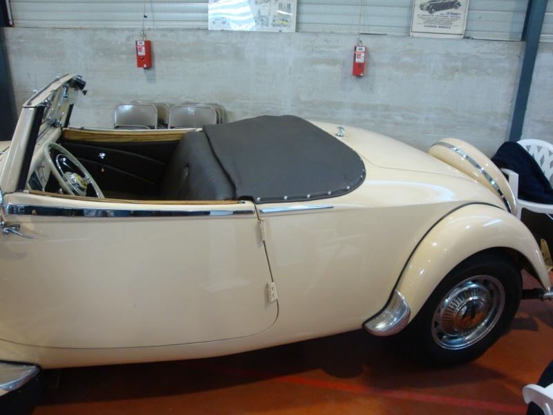 Citroen Traction 15 /6 Cabriolet 1939 Dsc01122