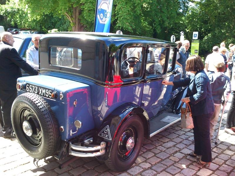 Rassemblement Mensuel du Club du Chevron et Anciennes du Parc Régional du Vexin  Dsc_5844