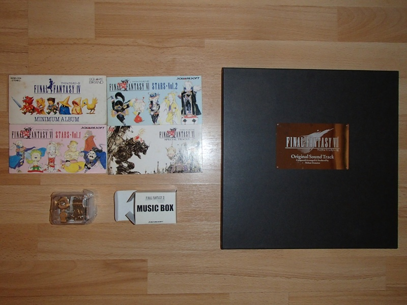 FF Museum - derniers arrivages WoFF, FFXIV, FFXV !  - Page 7 P4300213