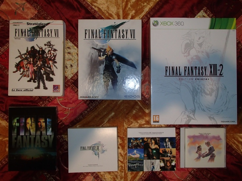 FF Museum - derniers arrivages WoFF, FFXIV, FFXV !  - Page 7 P5200313