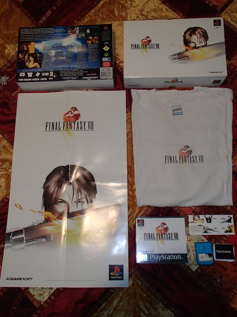 FF Museum - derniers arrivages WoFF, FFXIV, FFXV !  - Page 7 P5200315