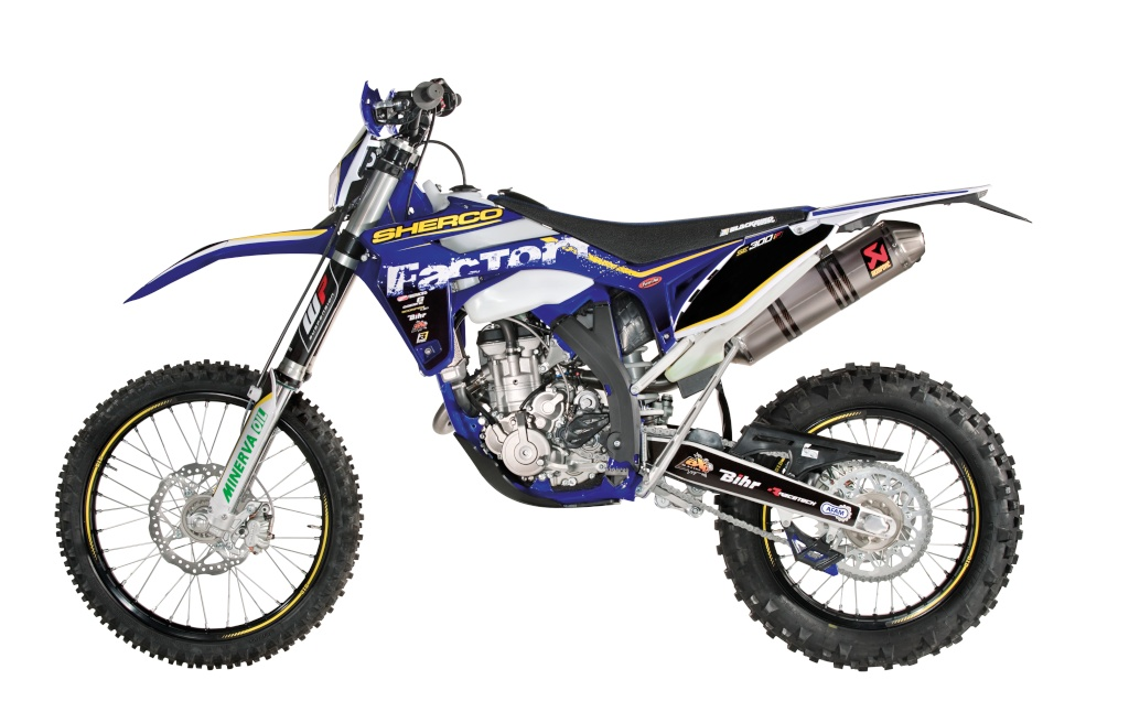 SHERCO FACTORY EDITION LIMITED Factor10