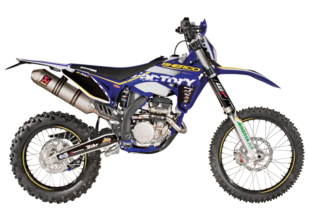 SHERCO FACTORY EDITION LIMITED Factor11