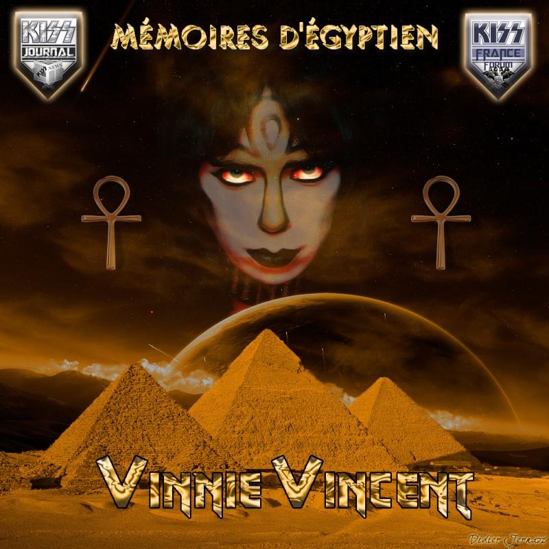 VINNIE VINCENT : MÉMOIRES D'ÉGYPTIEN. Vinnie10