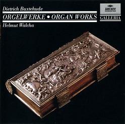 Dietrich Buxtehude (1637 - 1707) - Oeuvres pour orgue Buxteh12