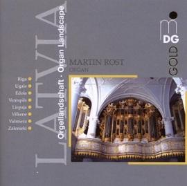Les compositeurs lettons Latvia10