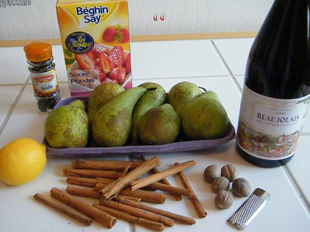 Nos meilleures recettes à partager Poire111