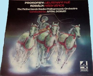 Prokofiev - Lieutenant Kijé et autres oeuvres orchestrales Prokof18