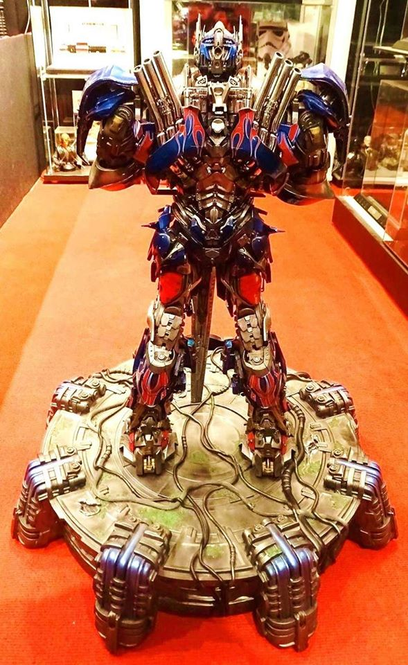 P1 King Kong Deluxe / Optimus Prime 1114