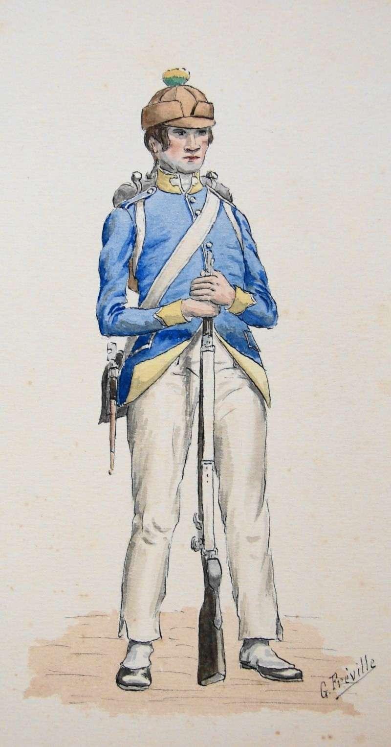 22ème demi-brigade légère de 2ème formation 22ame_10