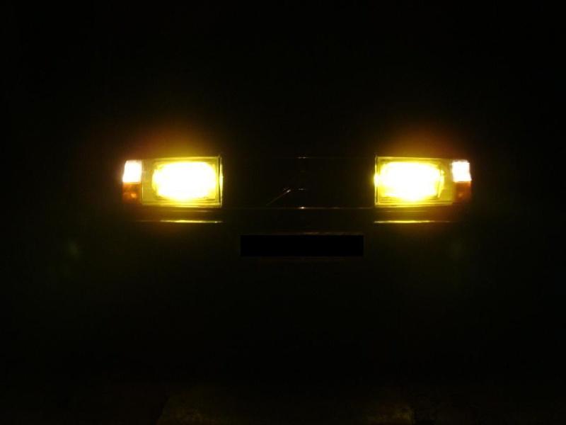 Ma Volvo 240 Dl de '86  Dsc03113