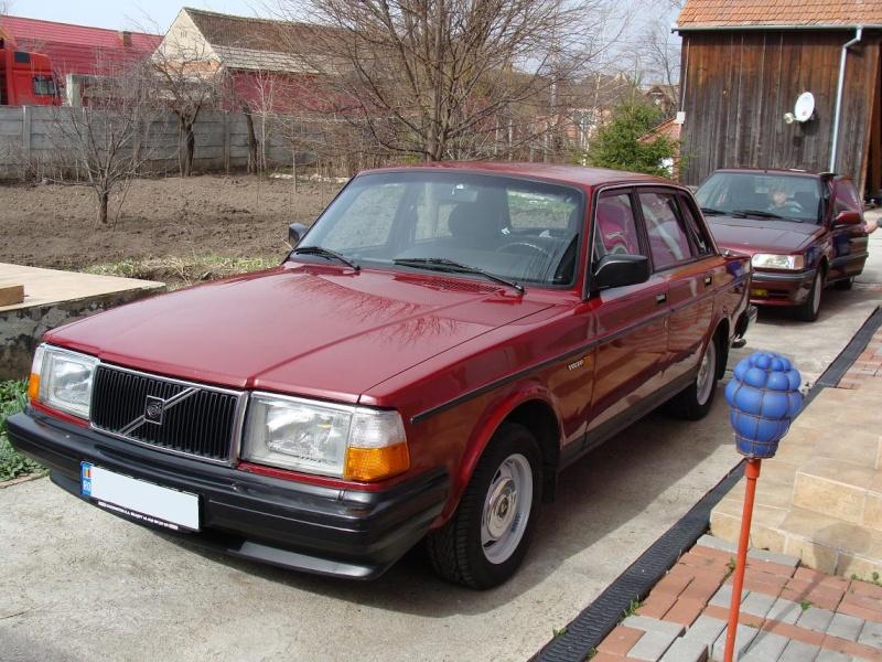 Ma Volvo 240 Dl de '86  Dsc03218
