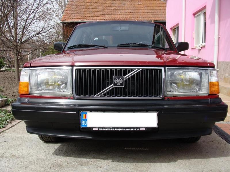 Ma Volvo 240 Dl de '86  Dsc03314