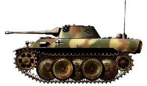 Aufklärungspanzer Panther Leopar10