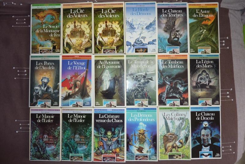 [BOOKS] Les livres dont vous êtes le héros ! - Page 2 P1060213
