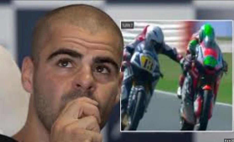 Romano Fenati... Moto2... mauvais geste... sanctions... Fenati10