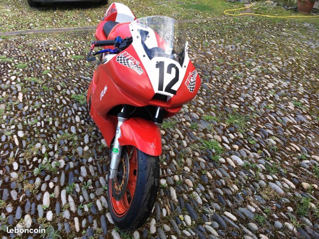 Yamaha yzf R6 2002 2800€ 45500kms R6-210