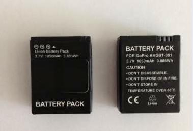 [CG] Batterie Gopro hero 3 Captur10