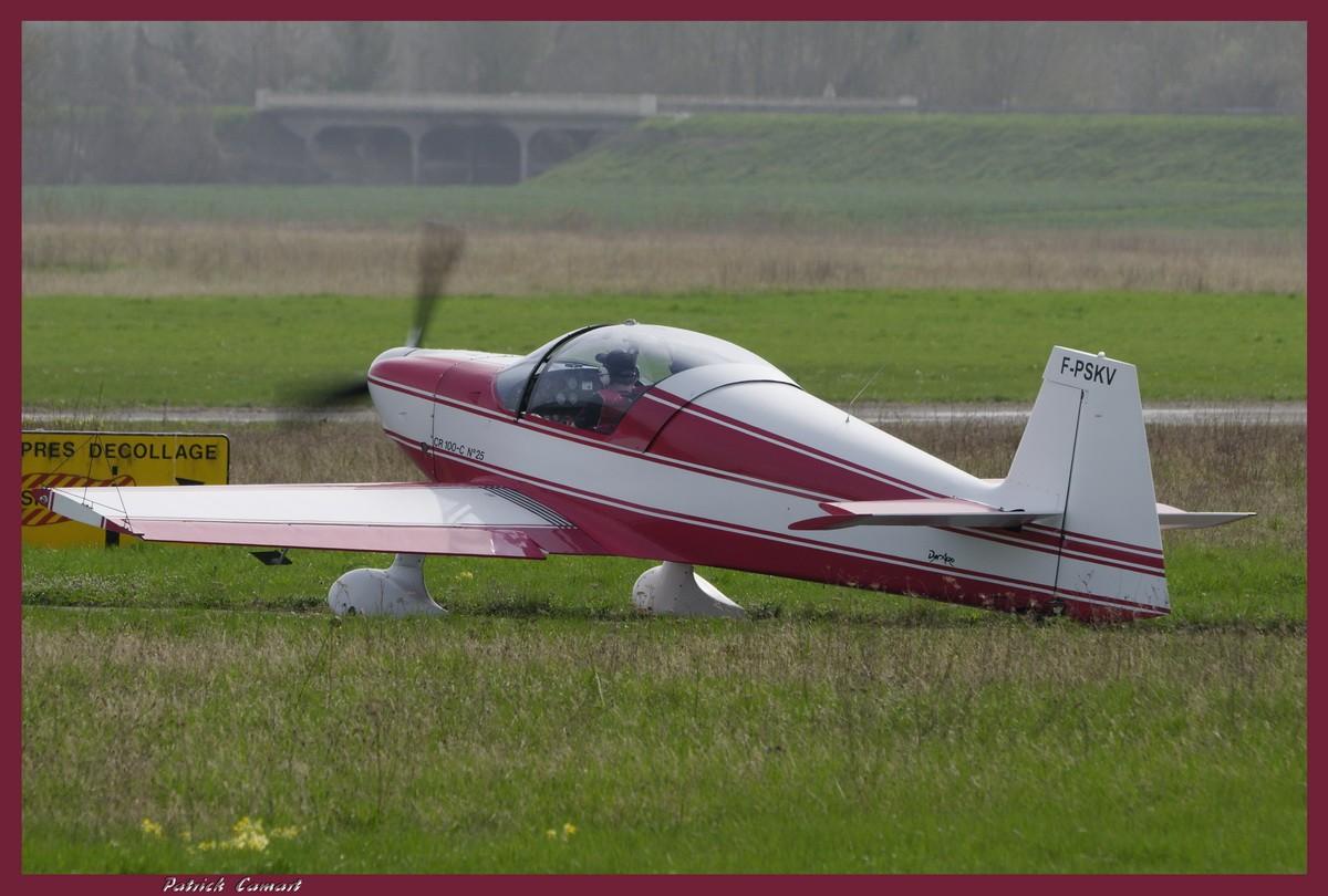 Aérodrome de Reims Prunay Reims_13