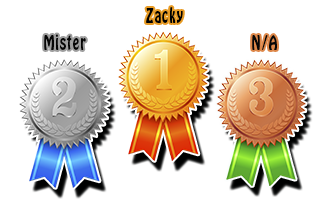 WEEKLY MASSACRE EDITION 5 Medals12