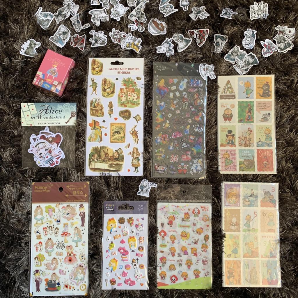 La petite collection Alice d'une Alice... Img_0417