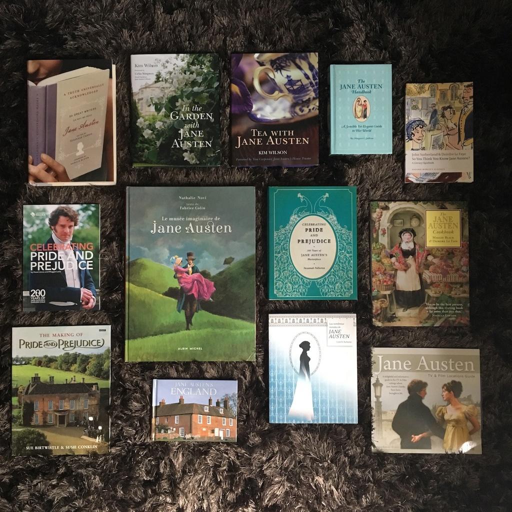 Ma Collection Jane Austen (ou les preuves de ma Janéite aiguë) ! Img_7011