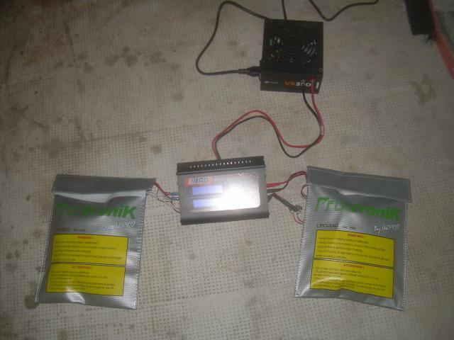 Modifier une alimentation de PC pour alimenter un chargeur en 12 V.  Dscn5015