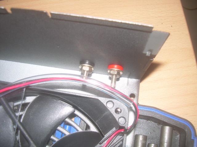 Modifier une alimentation de PC pour alimenter un chargeur en 12 V.  Dscn5019