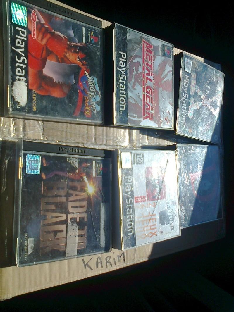 [VDS/ECH]PS1 - PS2 - MS2 - mini consoles - et autres - revue  et don  Photo015